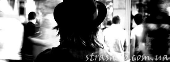 Мистическая история про мужчину в черной шляпе