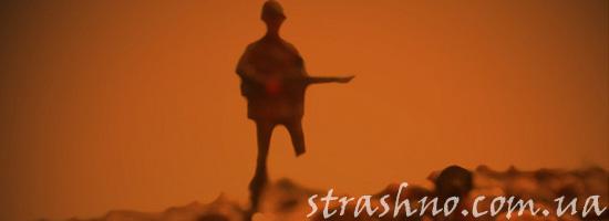 Страшная история про призрачную роту солдат