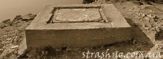 Мистический древний камень