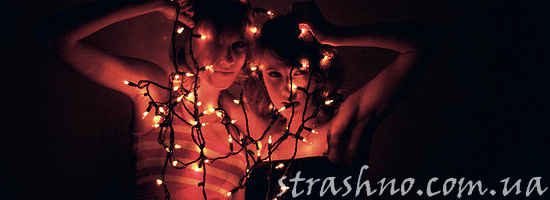Гадания девушек под Рождество
