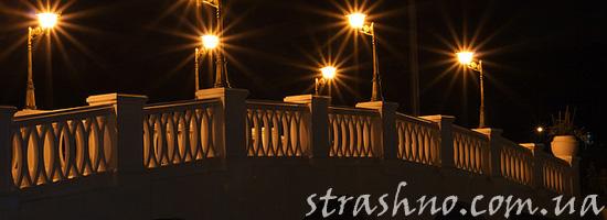 История о страшном мосте