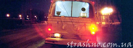 Мистический утренний троллейбус