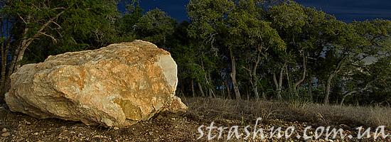 История про ведьмин камень