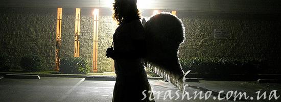 Художественный рассказ об ангеле