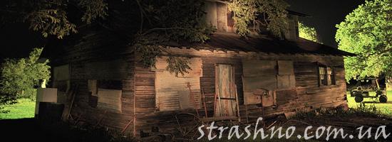 Страшная история в старом доме