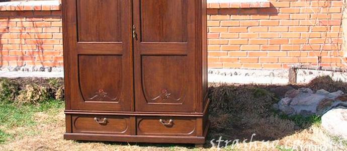 мистика со старым шкафом