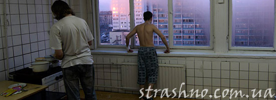 История о мистическом зеркале в общежитии