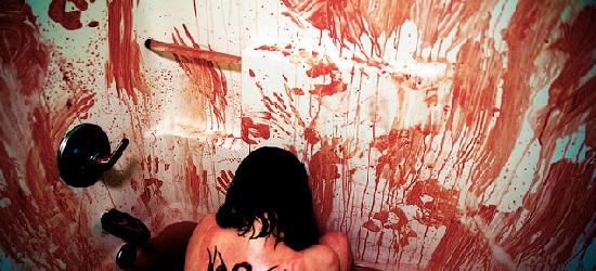 Кровь в ванной
