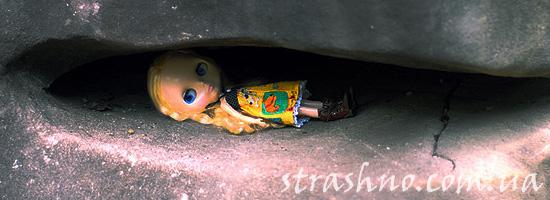 Легенда о проклятой детской кукле