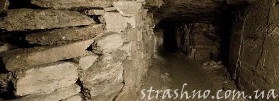 Ночной подземный туризм