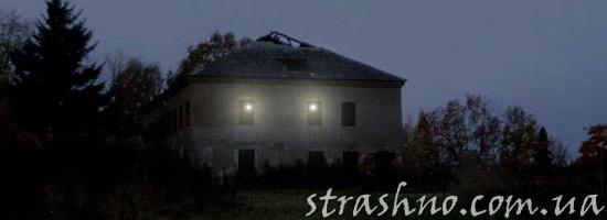 Мистическая история на даче