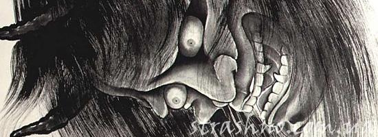 Гадание с рисунком нарисованного черта