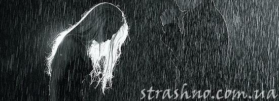 Мистическая дождливая ночь на даче