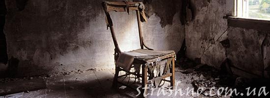 Мистика в старом заброшенном доме