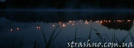 Мистика на озере