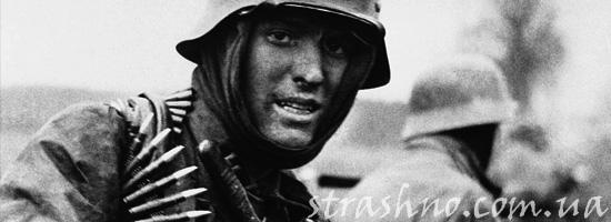 Фото немецкого солдата времен войны
