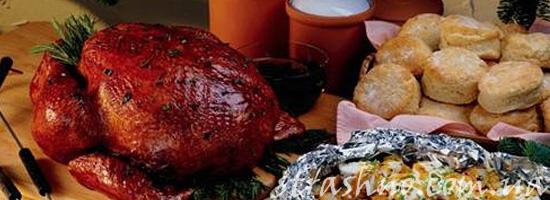 История о приготовлении рождественского гуся