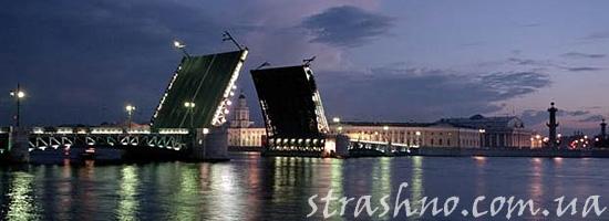 Мистическая история про Петербург