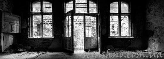 Страшилка о заброшенном доме