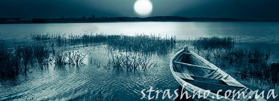 Сон на реке перед рыбалкой