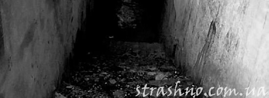 Страшный подвал