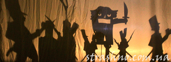 Страшная театральная байка