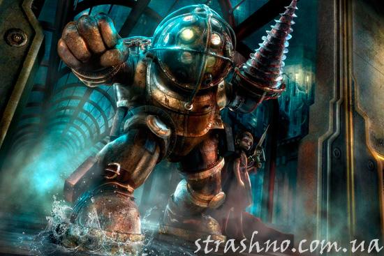 Игра Bioshock