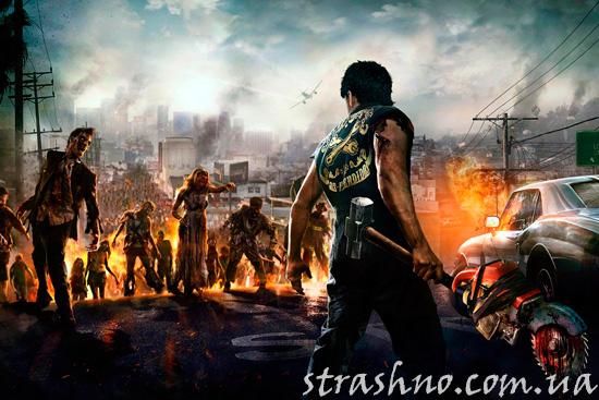 Игра Dead Rising 3