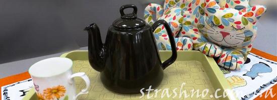 Чайник домового