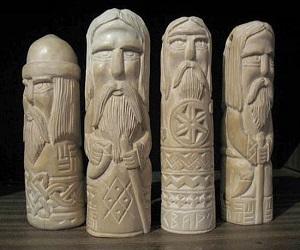 Чур дух предков