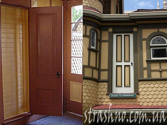 дом Винчестеров двери