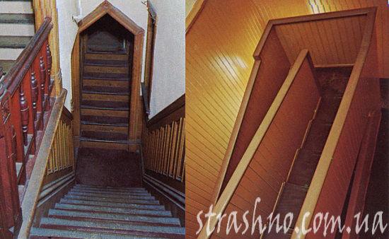 дом Винчестеров лестницы