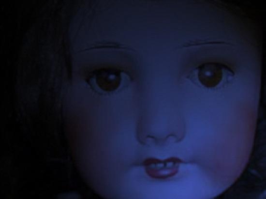мистическая кукла аманда