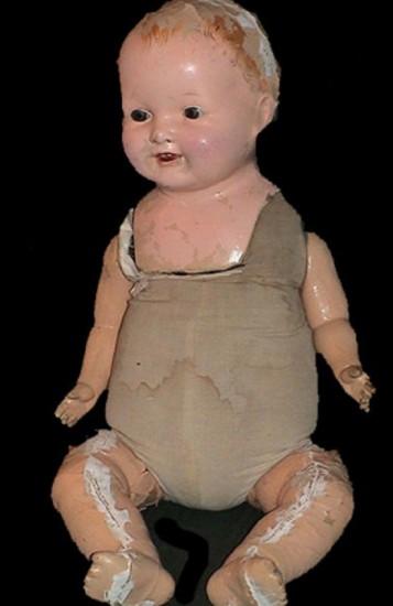 мистическая кукла харальд
