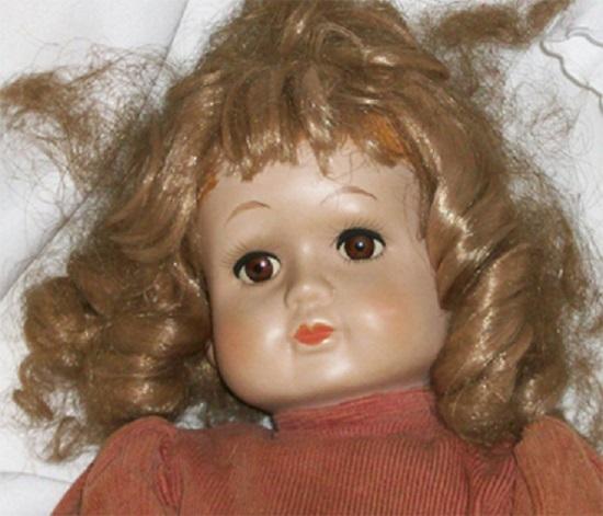 мистическая кукла кристина