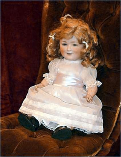 мистическая кукла мерси
