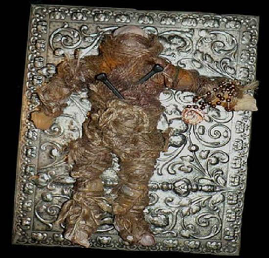 мистическая кукла вуду