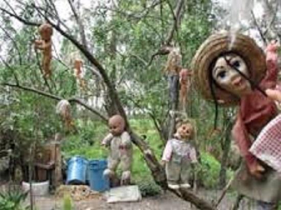 мистические куклы ближе