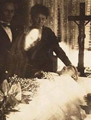 фото с похорон