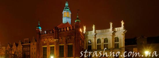 Ночная Польша