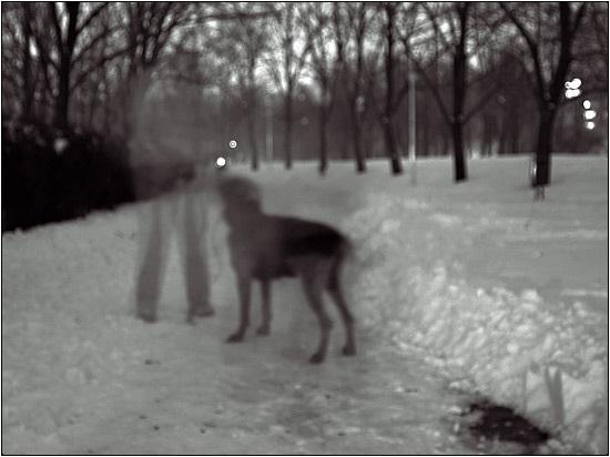 мистика вечерняя прогулка