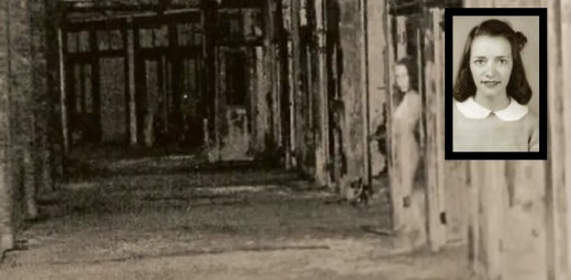 санаторий с призрачным покойником