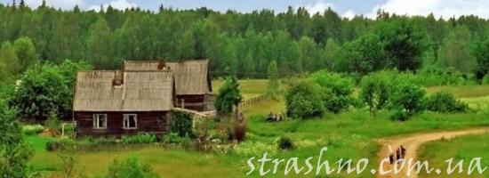 мистика сельский дом