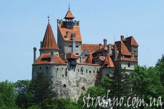 Замок Дракулы Румыния