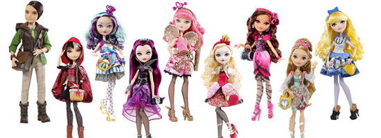 куклы After High