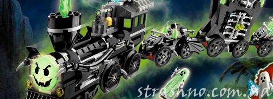 Фрагмент иллюстрации на коробке Лего