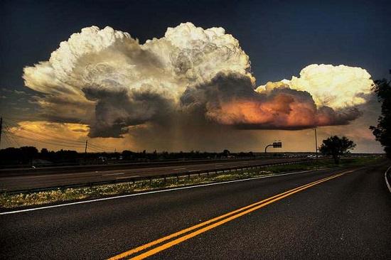 Облако смерча