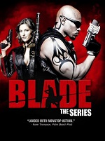 плакат фильма Блейд