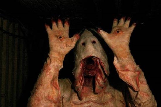 Самые страшные костюмы на Halloween (фото и видео) - photo#38