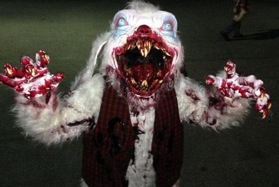 Самые страшные костюмы на Halloween (фото и видео) - photo#17